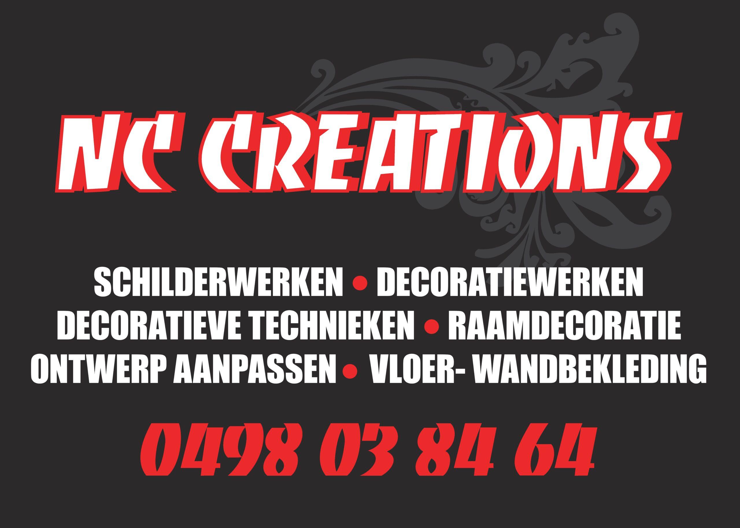 NC creations